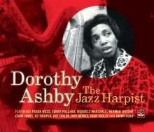 Dorothy Ashby (1932-1986): The Jazz Harpist, 3 CDs