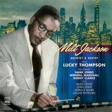 Milt Jackson & Lucky Thompson: Milt Jackson Quintet & Sextet With Lucky Thompson, 2 CDs