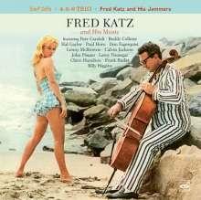 Fred Katz & His Music: Soul Cello / 4-5-6 Trio / Fred Katz & His Jammers, 2 CDs