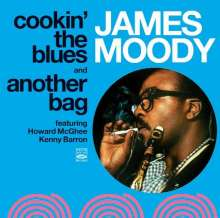 James Moody (1925-2010): Cookin' The Blues / Another Bag, CD