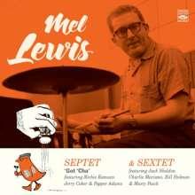 Mel Lewis (1929-1990): Septet (Got 'Cha) & Sextet, CD
