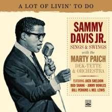 Sammy Davis Jr.: A Lot Of Livin' To Do, CD