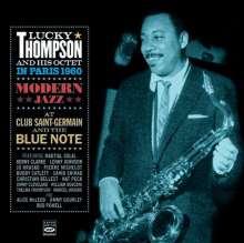 Lucky Thompson (1924-2005): In Paris 1960: Modern Jazz (Club Saint-Germain & Blue Note), CD