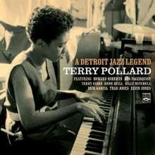 Terry Pollard: A Detroit Jazz Legend, CD