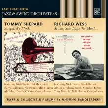 Tommy Shepard & Richard Wess: Shepard's Flock / Music She Digs The Most, CD