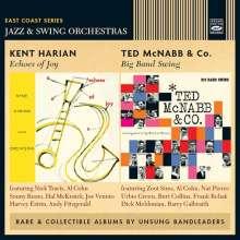 Kent Harian & Ted McNabb: Echoes Of Joy / Big Band Swing, CD