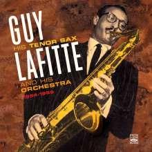 Guy Lafitte (1927-1998): His Tenor Sax & His Orchestra 1954 - 1959, CD