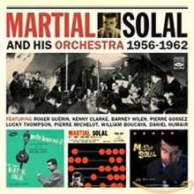 Martial Solal (geb. 1927): Martial Solal And His Orchestra 1956 - 1962, CD