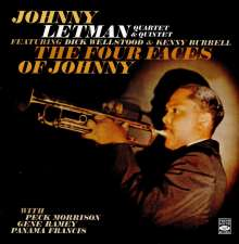 Johnny Letman: The Four Faces Of Johnny, CD