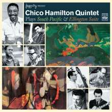 Chico Hamilton (1921-2013): Plays South Pacific & Ellington Suite, CD