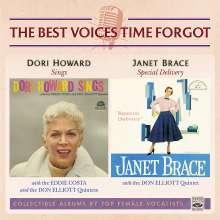 Dori Howard Sings / Janet Brace: Special Delivery, CD