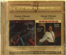 Frank D'Rone: The Best Voices Time Forgot: Frank D'Rone Sings / After The Ball, CD