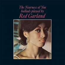 Red Garland (1923-1984): The Nearness Of You (remastered) (180g) (Limited Edition), LP