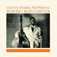 Ron Carter (geb. 1937): Where? (remastered) (180g) (Limited Edition), LP