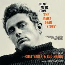 Chet Baker & Bud Shank: Theme Music From The James Dean Story (remastered) (180g) (Limited Edition) (mono & stereo), LP