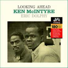Ken McIntyre & Eric Dolphy: Looking Ahead (remastered) (180g) (Limited Edition) (mono & stereo), LP