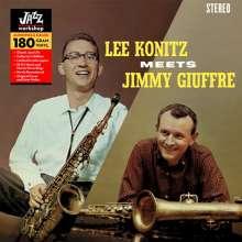 Lee Konitz & Jimmy Giuffre: Lee Konitz Meets Jimmy Giuffre (remastered) (180g) (Limited Edition), LP