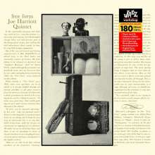 Joe Harriott (1928-1973): Free Form (remastered) (180g) (Limited-Edition), LP