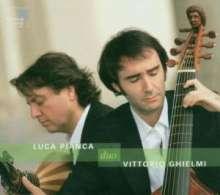 Luca Pianco & Vittorio Ghielmi - Duo, CD
