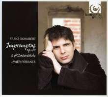 Franz Schubert (1797-1828): Impromptus D.899 Nr.1-4, CD