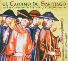 Alfonso el Sabio (1223-1284): Cantigas, CD