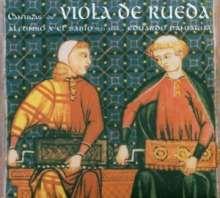 Alfonso el Sabio (1223-1284): Cantigas para Viola de Rueda, CD