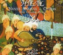 Naseer Shamma & Oyoun: Hilal, CD