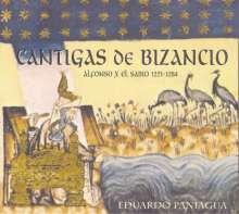 Alfonso el Sabio (1223-1284): Cantigas de Bizancio, 2 CDs