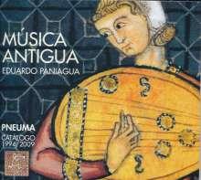 Alfonso el Sabio (1223-1284): Musica Antigua, CD
