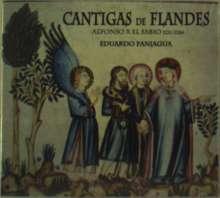 Alfonso el Sabio (1223-1284): Cantigas de Flandes, CD