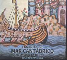 Alfonso el Sabio (1223-1284): Cantigas del Mar Cantabrico, CD