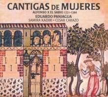 Alfonso el Sabio (1223-1284): Cantigas De Mujeres, CD