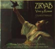 Eduardo Paniagua: Ziryab - Vino Y Rosas, CD