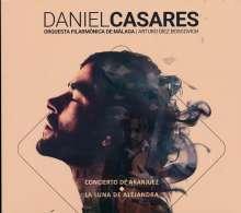 Daniel Casares: Concierto De Aranjuez / La Luna De Alejandra, CD