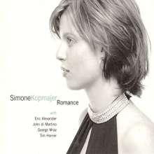 Simone Kopmajer (geb. 1993): Romance, CD