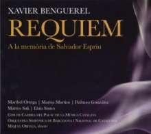 Xavier Benguerel (geb. 1931): Requiem, 2 CDs