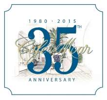 Cafe Del Mar 35th Anniversary, 3 CDs