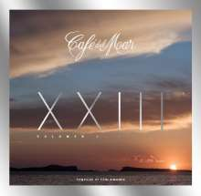 Cafe Del Mar 23, 2 CDs