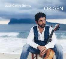 José Carlos Gómez: Origen, CD