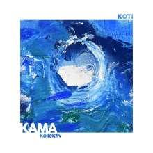 Kama Kollektiv: Koti, CD