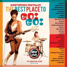 The Best Place To Go! Go! Amsterdam, 2 CDs