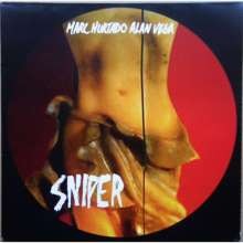 Alan Vega: Sniper (Limited Edition), 2 LPs