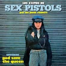 Punk Rockers: Los Exitos De Sex Pistols, LP