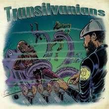 Transilvanians: Echo, Vibes & Fire, CD