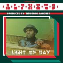 Alpheus: Light Of Day, 1 LP und 1 CD