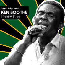 Ken Boothe: Master Plan (Produced By Hugo Lobo), Single 7""