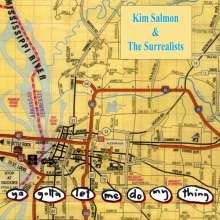 Kim Salmon & The Surrealists: Ya Gotta Let Me Do My Thing, 2 LPs