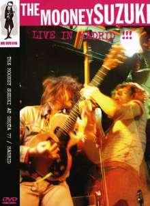 The Mooney Suzuki: Live In Madrid, DVD