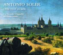 Antonio Soler (1729-1783): Vokalwerke in lateinischer Sprache, CD