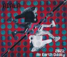 2021: An Earth Oddity, CD